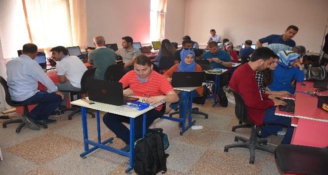 Kahta'da Robotik Eğitimi