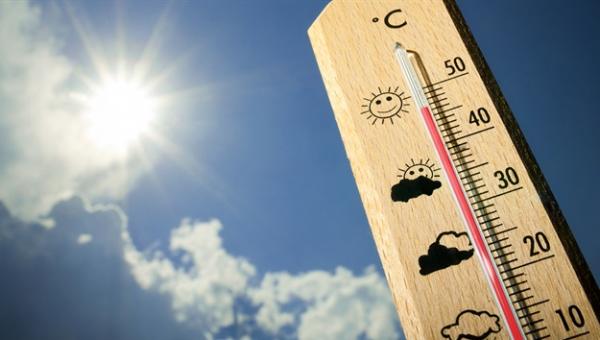 Adıyaman ve İlçeleri Sıcaklıktan Yanor