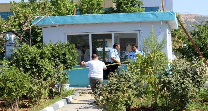 Güvenlik görevlisi zehirlenerek öldü