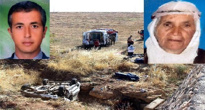 Adıyaman-Kahta yolunda Kaza: Anne ve Oğlu Öldü