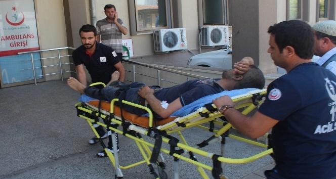 Kahta Çayında Piknikte silahlı kavga: 1'i çocuk 2 yaralı