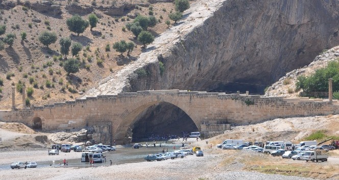 Cendere Köprü Çevresine mesire alanı yapılacak