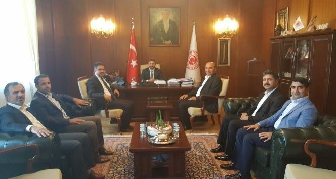 Eğitim Bir-Sen Ankara'ya Çıkarma Yaptı