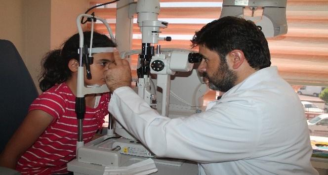 Yrd. Doç. Dr. Bilen dünyada 285 milyon görme engelli insanın olduğunu belirtti