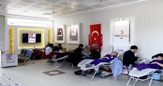 Kan ve kök hücre bağışı kampanyası