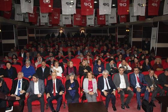CHP'de Kongreye Yapılan İptal İtirazına Red