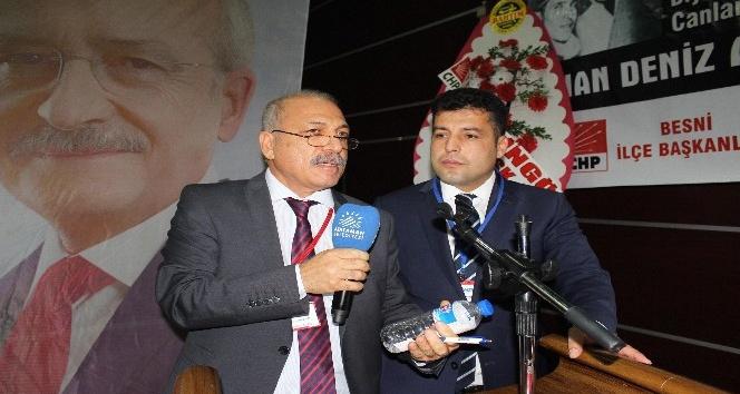 CHP Adıyaman il kongresi iptal edildi