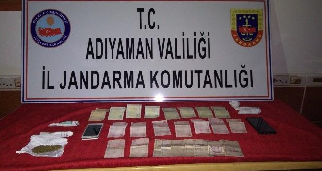 Jandarmanın uyuşturucuyla mücadelesi sürüyor