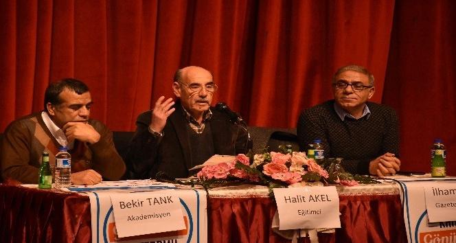 'Emperyalizmin Kıskacında Ortadoğu' konferansı düzenlendi