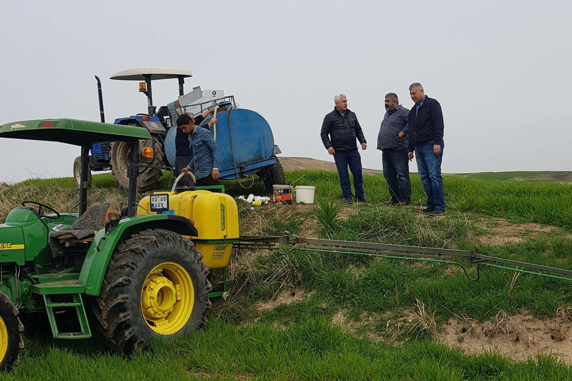 Başkan Turanlı'dan Tahıl Üreticilerine Uyarı