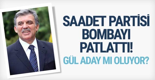 Saadet Partisi'nden bomba açıklama! Abdullah Gül'le görüşeceğiz