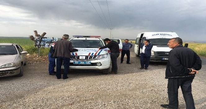 Kahta'da Servis araçları denetlendi