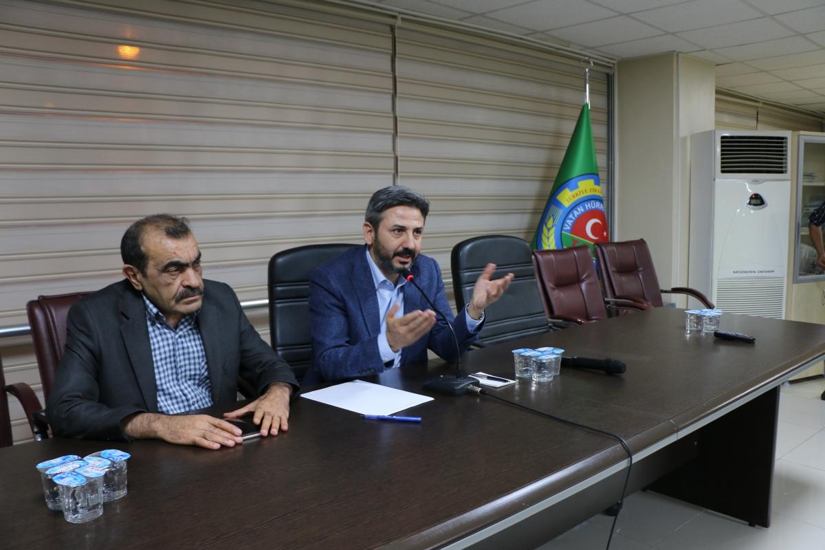 AKALP, Milletvekili Adayları ile Adıyaman Sorunlarını Konuştu