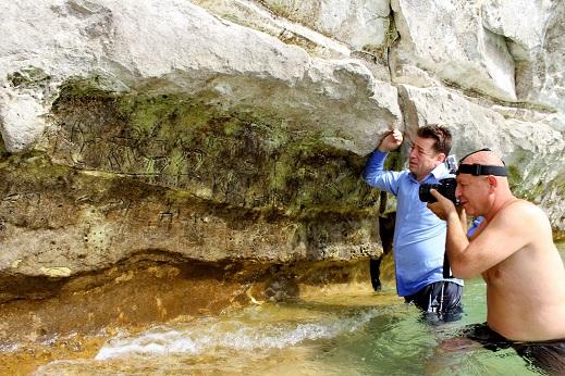 Kahta'da Paleolitik Çağ'a ait izlere rastlandı