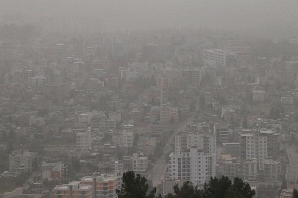 Toz Bulutu Hayatı Olumsuz Etkiliyor.