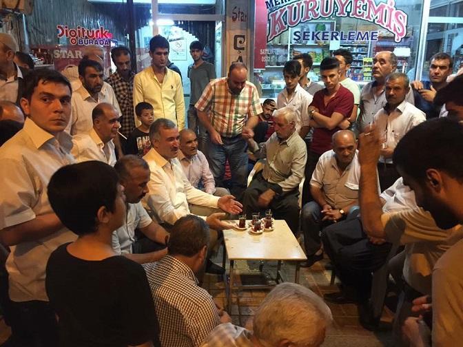 Kahta'da Ak Partiye Büyük Rakip
