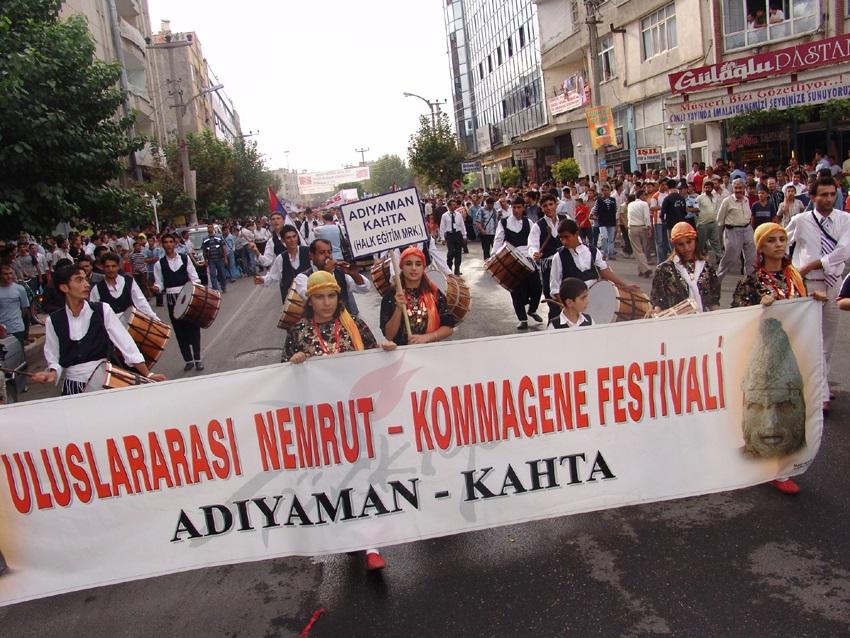 Kahta Kommagene Festivalinden Eser Kalmadı