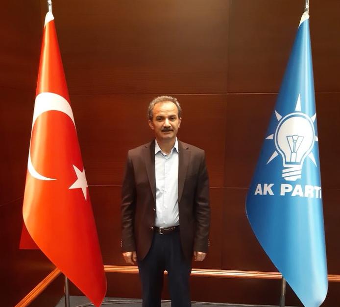 Ak Parti Adıyaman Belediye Başkan Adayı açıklandı.