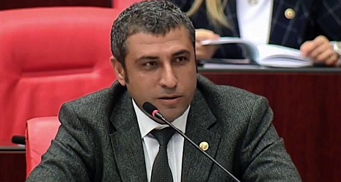 MHP Gaziantep Milletvekili Taşdoğan Adıyaman'ın sorununu meclise taşıdı