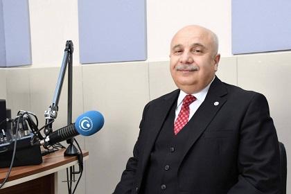 Rektör Gönüllü ADYÜ FM'de 7 Yılını Değerlendirdi