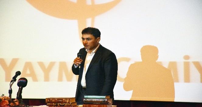 "Kahta'da ""Prof. Dr. Fuat Sezgin"" Konferansı"