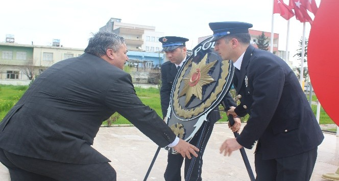 Kahta'da Polis Haftası kutlandı