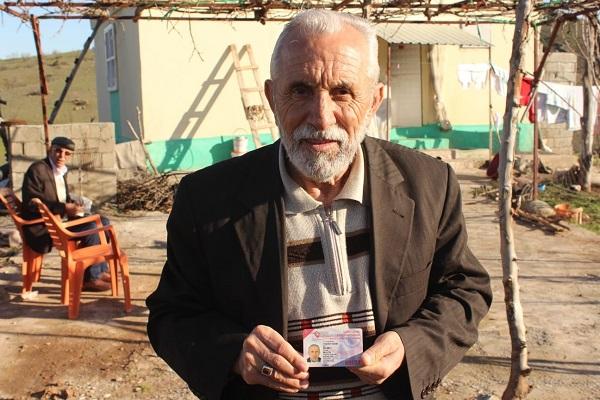 Gerger'de Kıbrıs Gazisi 6 Yıldır Elektriksiz Yaşıyor