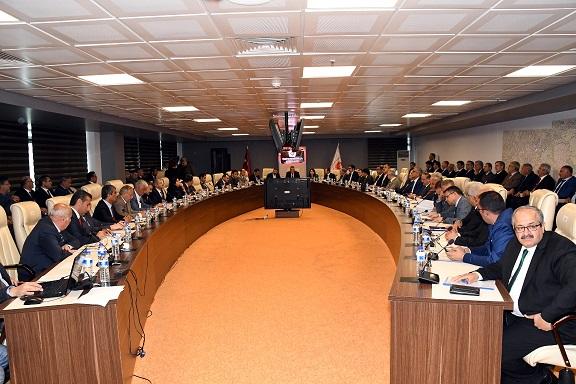 2019 Yılı 2. Dönem İl Koordinasyon Kurulu Toplantısı Yapıldı