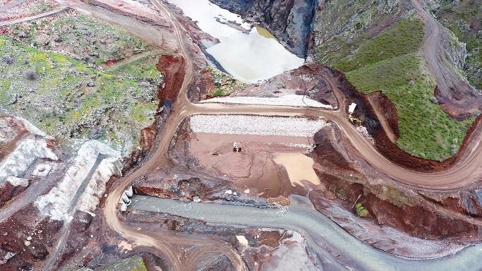 Adıyaman Koçali Barajı 187 Bin 80 Dekar Zirai Araziyi Sulayacak