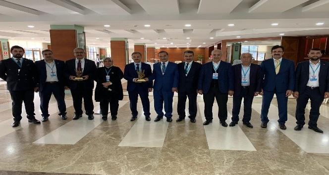 Cumhurbaşkanı Erdoğan'dan Adıyaman teşkilatına 3 ödül