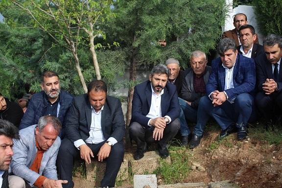 AK Parti Milletvekili Aydın'ın Acı Günü