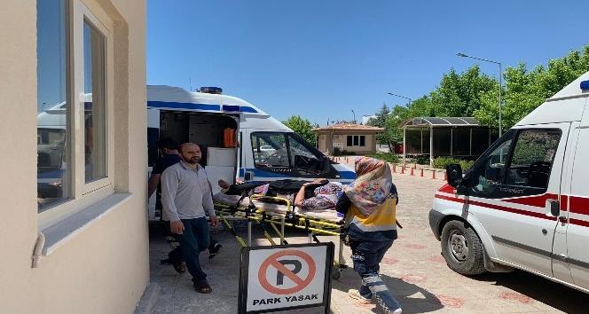 Kahta'da kaza: 4 Yaralı