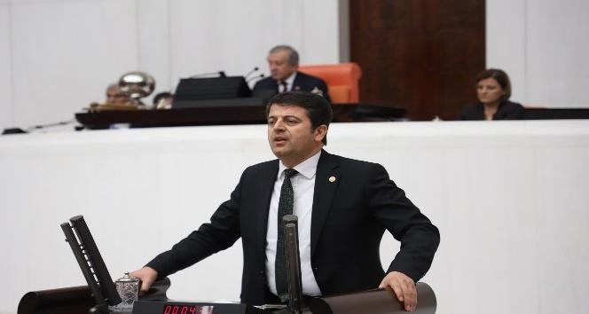 Milletvekili Tutdere Koçali Barajını sordu