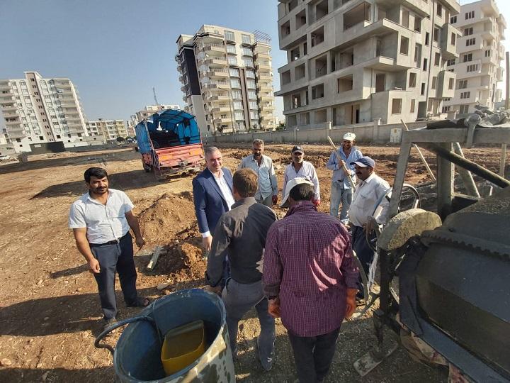 Başkan Turanlı, Projelerini Hayata Geçiriyor