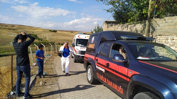 Metan gazı paniğinin yaşandığı Mülk köyünde giriş yasağı kalktı