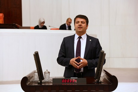 Milletvekili Tutdere: Tarım Bakanlığı'na Tütün Düzenlemesini Hatırlattı