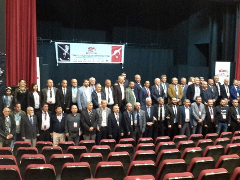 Basın mensupları Aydın'da buluştu