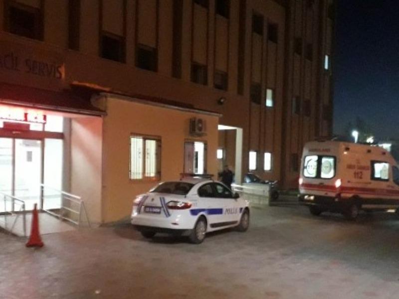 Kahta'da silahlı kavga: 1 yaralı