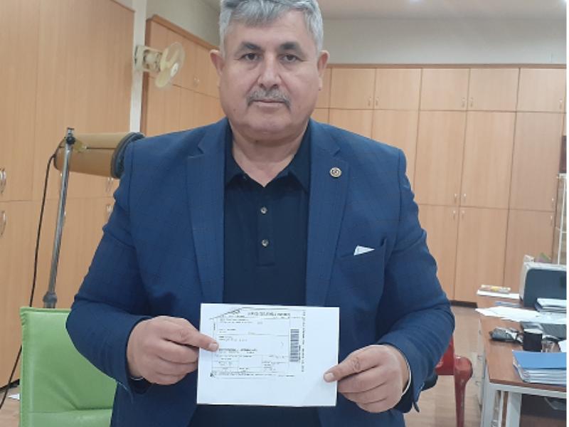 Başkan Turanlı, 24 Gündür Kargosunu Arıyor