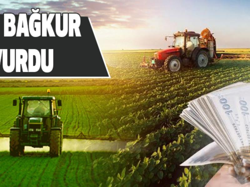 """""""Tarım Bağ-Kur primleri arttı"""" Düzenli Ödeyen 780 TL, Aksatan 910 Tl Ödeyecek"""