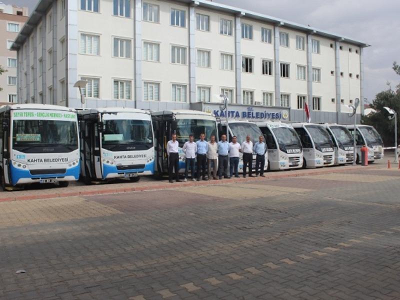 Belediye Toplu Taşıma Araçları 24 Saat Hizmet Verecek
