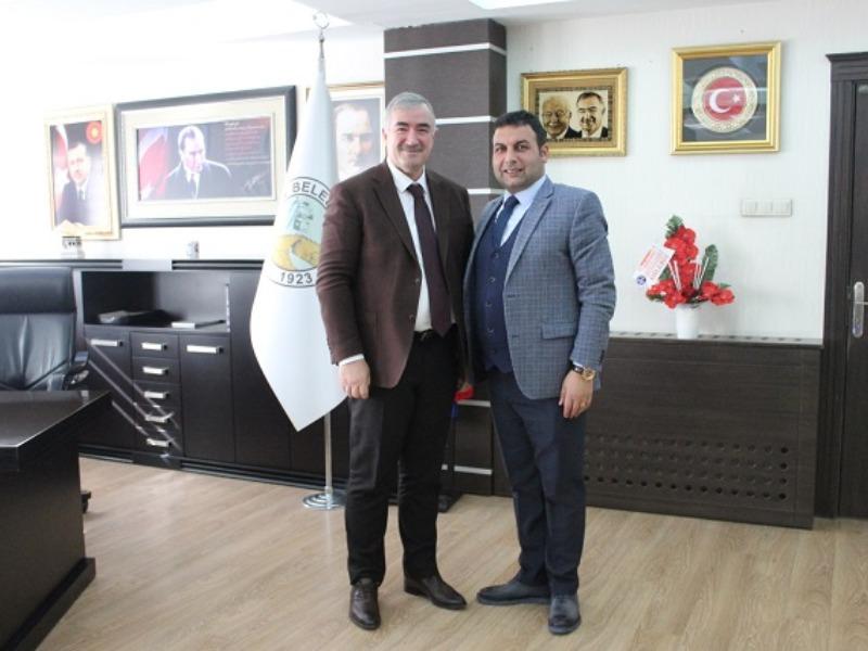Başkan TURANLI'ya Destek Ziyaretleri Devam Ediyor