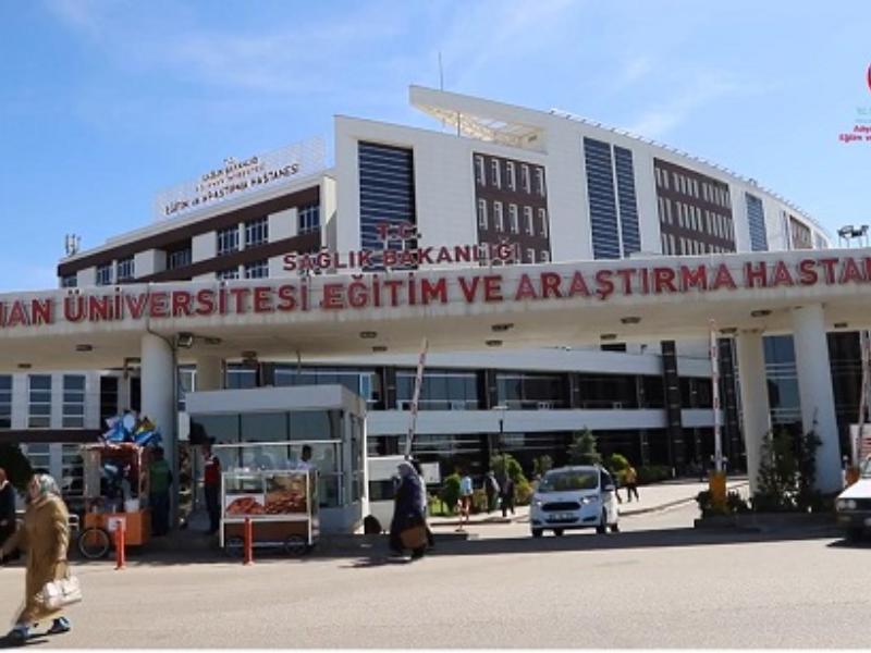 Adıyaman Devlet Hastanesinde Akşam Ziyaretleri Yasaklandı