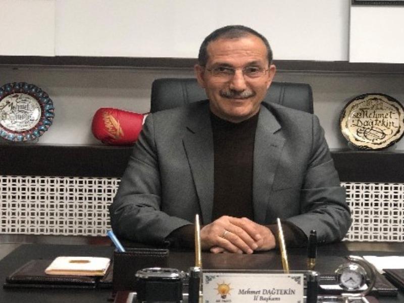 AK Parti kongresi ilkin Samsat ve Sincik Olacak