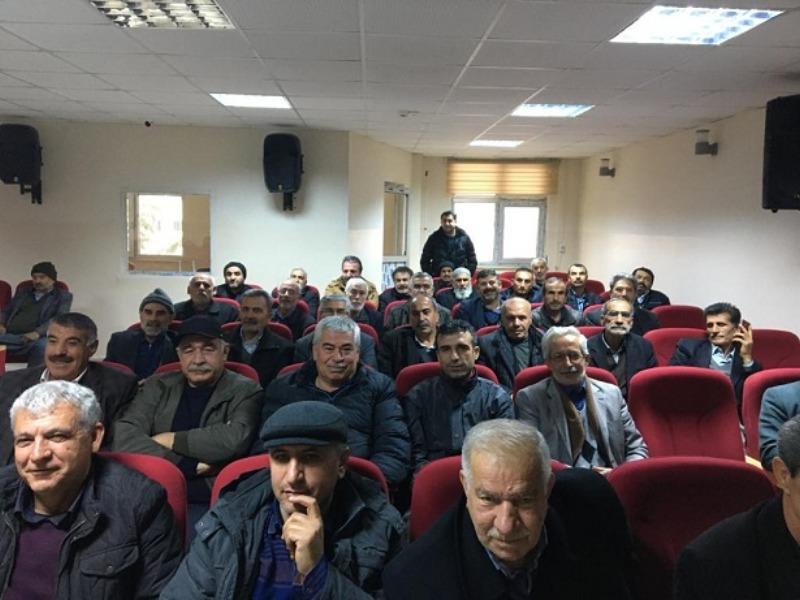 Kahta'da Avcılık eğitimi kursu tamamlandı