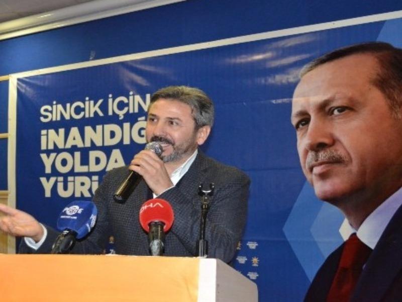 Ahmet Aydın'dan Sincik'e uzman doktor müjdesi