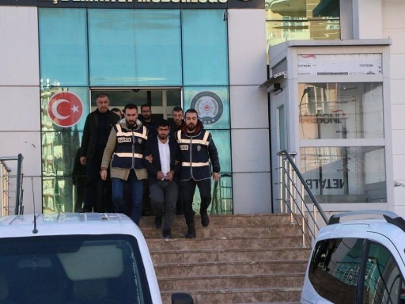 Kahta'da Uyuşturucu Operasyonu: 3 Tutuklu