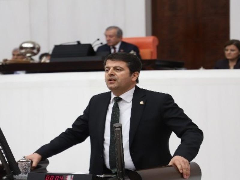 Milletvekili Tutdere 4D'li sağlıkçılara da ek ödenek istedi