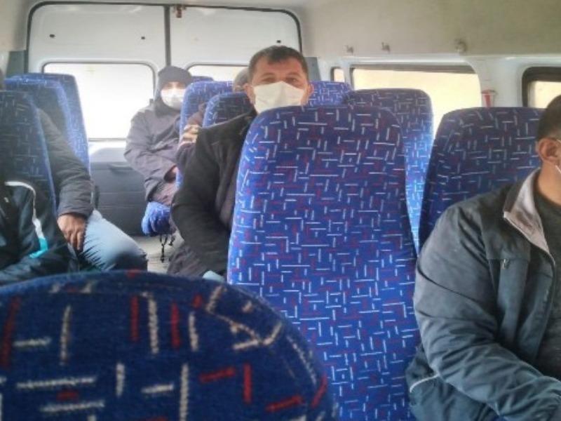Sincik ilçesi Teşikan Yaylası'da 6 Kişi Mahsur Kaldı