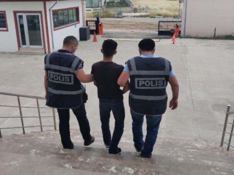 Kahta'da Sadaka kutusunu çalan şahıs tutuklandı